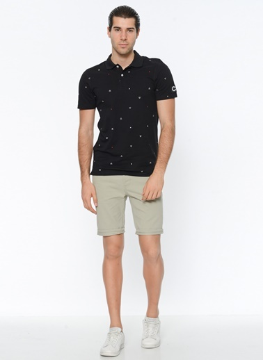 Polo Yaka Tişört-Jack & Jones